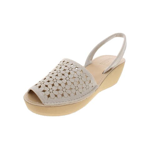 4c94e862817b Kenneth Cole Reaction Womens Fine Glass 5 Wedges Cut-Out