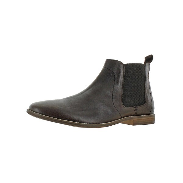 471480ad0f3 Shop Ben Sherman Mens Gabe Chelsea Boots Padded Insole Formal ...