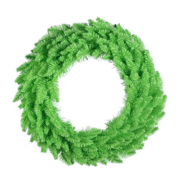 "30"" Lime Wreath 70Lime 260T"