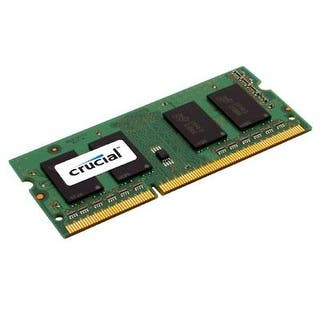 Crucial 4Gb Single 1600Mhz (Pc3-12800) Cl11 204-Pin Sodimm Ddr3l-Sdram Memory (Ct51264bf160bj)|https://ak1.ostkcdn.com/images/products/is/images/direct/53cbe71d011275fc32023061eadc1f4d74c7b145/Crucial-4Gb-Single-1600Mhz-%28Pc3-12800%29-Cl11-204-Pin-Sodimm-Ddr3l-Sdram-Memory-%28Ct51264bf160bj%29.jpg?impolicy=medium