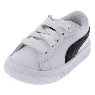 Puma Basket Classic LFS Casual Shoes Low-Top Kinder-Fit - 3 medium (d) infant
