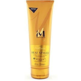 Motions Natural Textures Heat Styled Straight Finish Cleanser, 8 oz