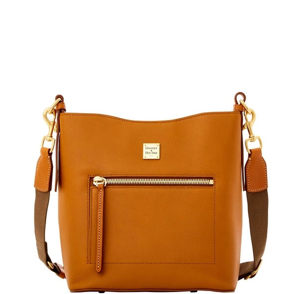 Dooney & Bourke Raleigh Roxy Bag (Introduced by Dooney & Bourke at $328 in Jul 2016) - peanut brittle