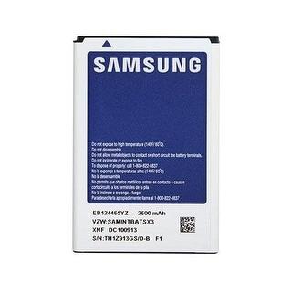 OEM Samsung Galaxy S Continuum i400 Extended Battery 2600mAh - SAMINTBATSX3 (Bul