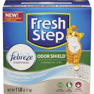 Clorox/Home Cleaning 7Lb Frsh Step Cat Litter 30336 Unit: EACH