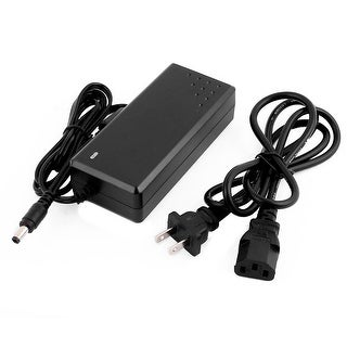 Unique Bargains US Plug AC 100-240V 1.8A to DC 12V 7A 5.5 x 2.1mm Power Supply Adapter Charger