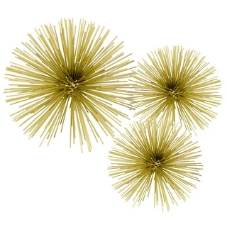 Link to HomeRoots Antique Gold Urchin - Sphere Similar Items in Accent Pieces