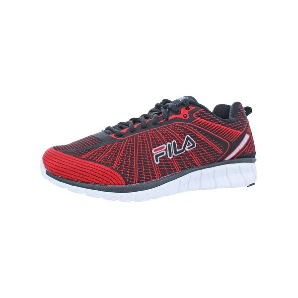 fa05534d430c Fila Mens Speedweave Run II Running Shoes Training Lightweight - 9 medium  (d)