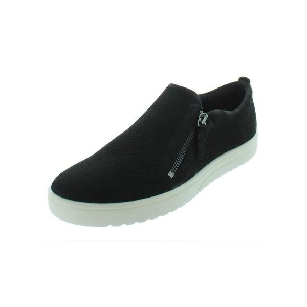 9b24ec02ad Shop ECCO Womens Fara Casual Shoes Suede Zip - Free Shipping Today ...
