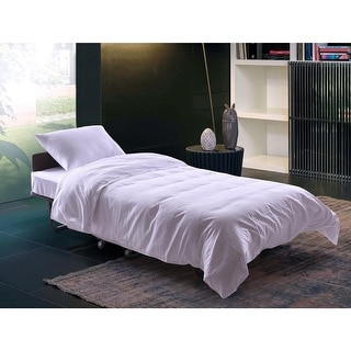 Link to Ottomanson Holiday Folding Twin Bed with Mattress Similar Items in Mattresses