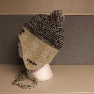 NEW Pittsburgh Penguins ADULT Tassel BEANIE HAT CAP by REEBOK