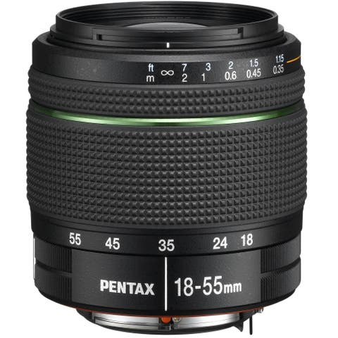 Pentax DA 18-55mm f/3.5-5.6 AL WR Zoom Lens (Open Box)