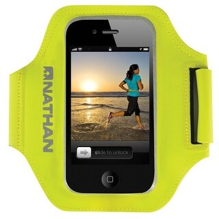 Nathan Super Sonic iPhone (4/4S) Arm Band