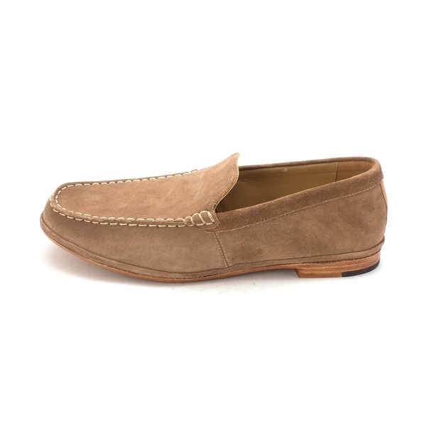 Cole Haan Mens Hamzasam Closed Toe Slip On Shoes