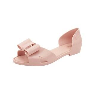 Melissa Womens Seduction Sandals in Light Pink