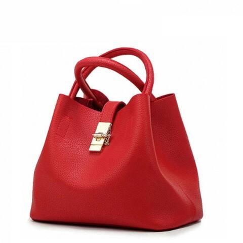 Fashion Candy Women Bags Mobile Messenger Ladies Handbag Pu Leather