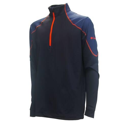 Columbia Sportswear Omni-Wick Panel Golf Pullover