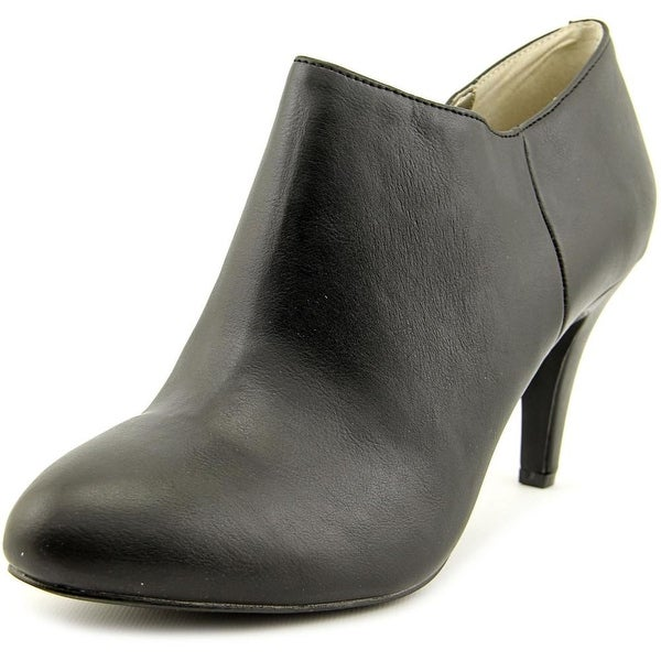Style & Co Shaie Womens Black Boots