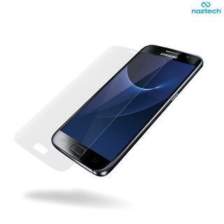 Naztech Samsung Galaxy S7 HD Clarity Tempered Glass Screen Protector