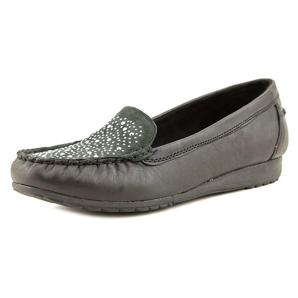 Skechers Rome Women Black Flats