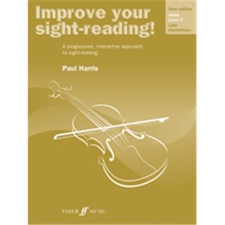 Alfred 12-0571536638 Improve Your Sight-Reading - Violin, Level 3