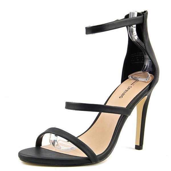 Call It Spring Astoelian Women Black Pumps