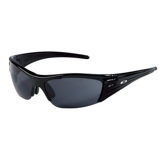 3M 90879-80025 Fuel X2P Polarized Safety Glasses, Gray Lens