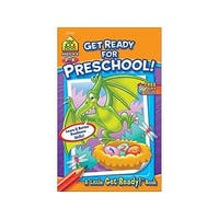 School Zone LGR Get Ready For Preschool Bk