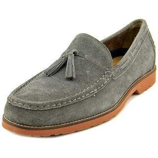 Rockport Classicmove hanging tassel Round Toe Suede Loafer