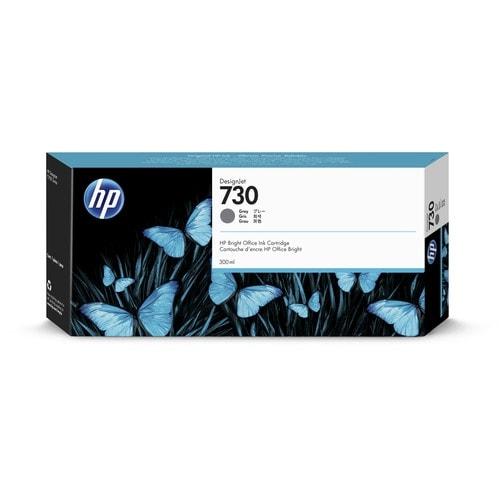 """""""HP 730 300-ml Gray Ink Cartridge (Single Pack) Ink Cartridge"""""""
