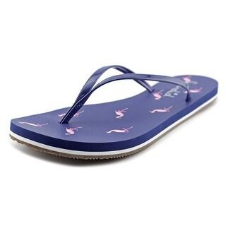 Splendid Firefly Open Toe Synthetic Flip Flop Sandal