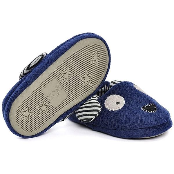 next baby boy slippers