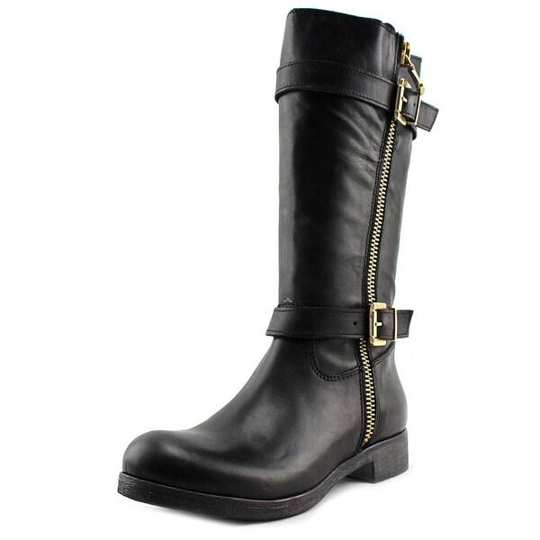 U & I Vegetal Black Boots