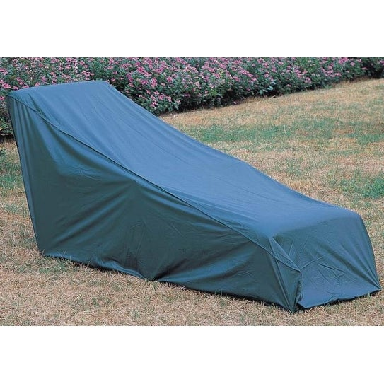 """Mintcraft CVRA-CHIS-D Chaise Lounge Cover, Green, 76"""" x 28"""" x 30"""""""