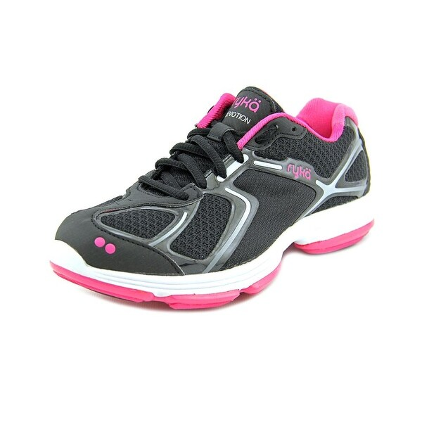 Ryka Devotion Women Round Toe Synthetic Black Running Shoe