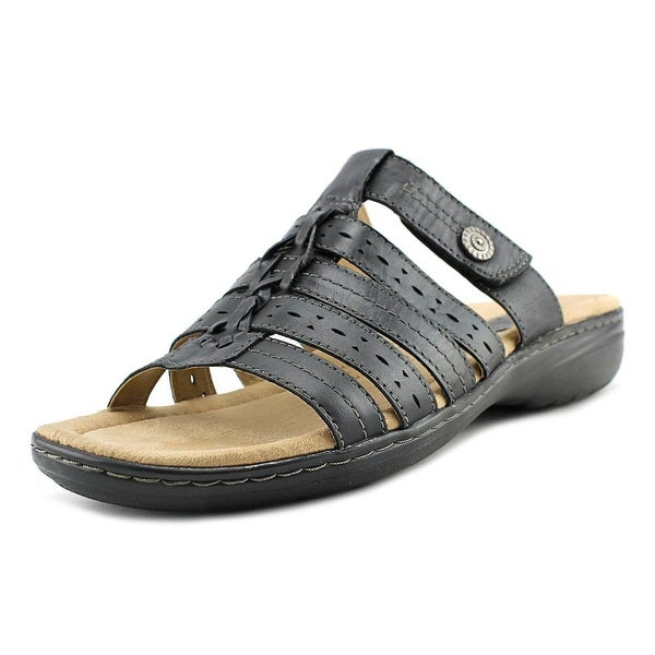Earth Origins Kaitlyn Black Sandals