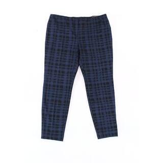 Alfani NEW Blue Womens Size 12 Skinny Leg Comfort Waist Plaid Pants https://ak1.ostkcdn.com/images/products/is/images/direct/53ecba6d92ff2ae796e800648bd7d2e77f5011c0/Alfani-NEW-Blue-Womens-Size-12-Skinny-Leg-Comfort-Waist-Plaid-Pants.jpg?impolicy=medium