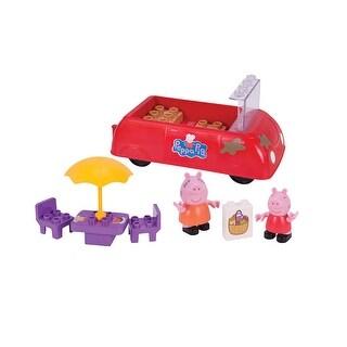 Peppa Pig Peppa Pig's Picnic Day Construction Set - multi