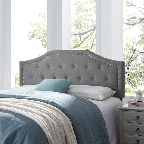 Elinor Upholstered Full/ Queen Headboard by Christopher Knight Home