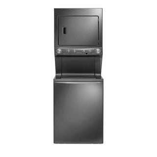 Frigidaire FFLG4033Q 27 Inch Wide 9.3 Cu. Ft. Energy Star Rated Washer/Dryer Combo with Super Speed