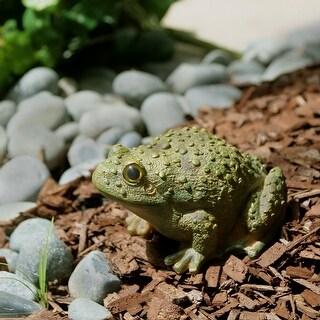 Alpine Frog Statue, 4 Inch Tall
