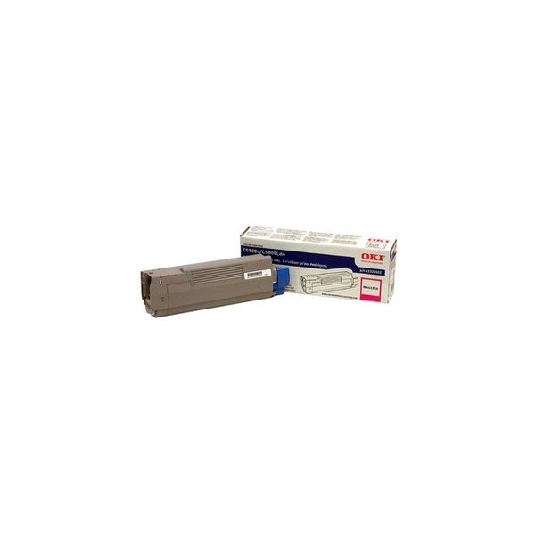 OKI High-Yield Toner - Magenta Toner Cartridge