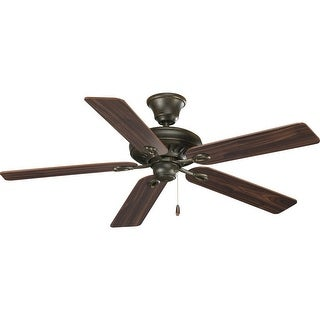 "Link to AirPro Collection Signature 52"" Five-Blade Ceiling Fan - 10.000"" x 23.060"" x 13.440"" Similar Items in Bedroom Furniture"