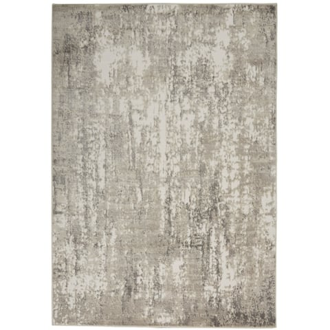 Nourison Cyrus Abstract Area Rug