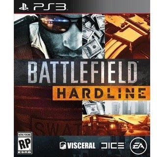Electronic Arts - 73271 - Battlefield Hardline  Ps3