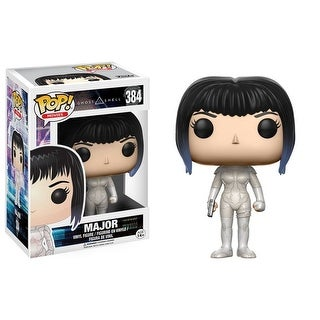 POP Ghost in the Shell Movie Mira, Sci-Fi Movies by Funko