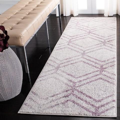 Safavieh Adirondack Miljka Geometric Distressed Rug