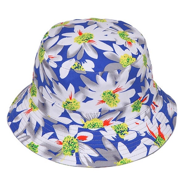 39683976d4a Shop Womens Reversible Wide Brim Floral Bucket Hat - Free Shipping ...