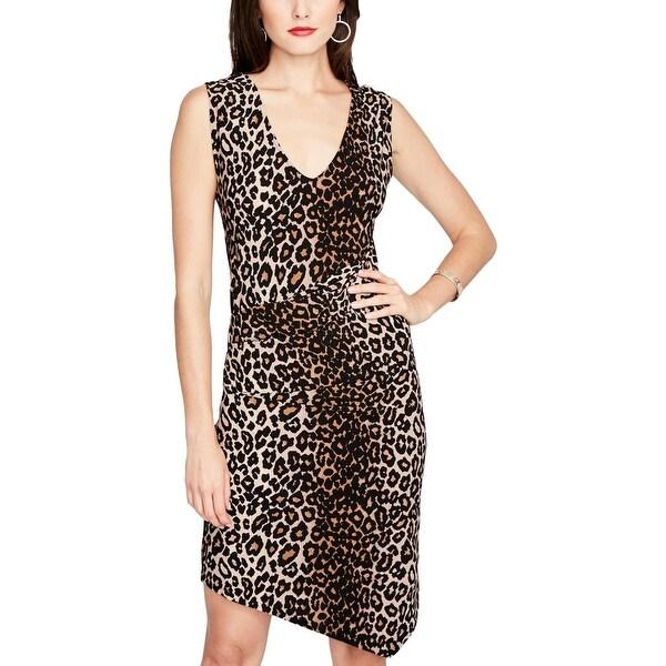 Rachel Roy Discount Gowns: Shop Rachel Rachel Roy Womens Cocktail Dress Animal Print