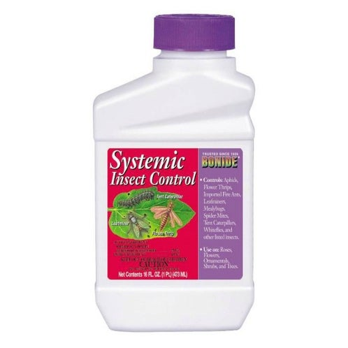 Shop Bonide 941 Systemic Insect Control 1 Pint Free Shipping On
